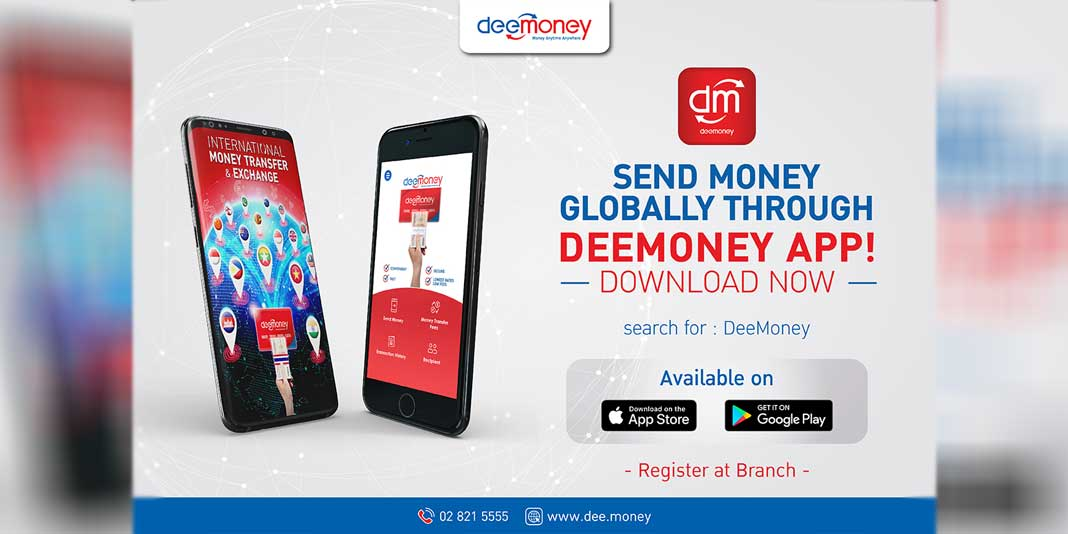 Deemoney Is The First Thai Non Bank To